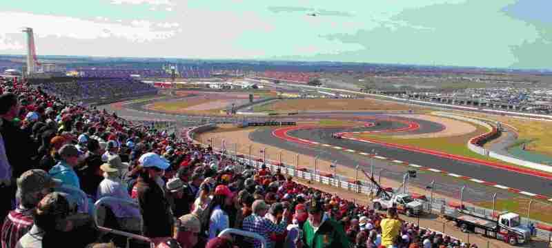 USA F1 Grand Prix