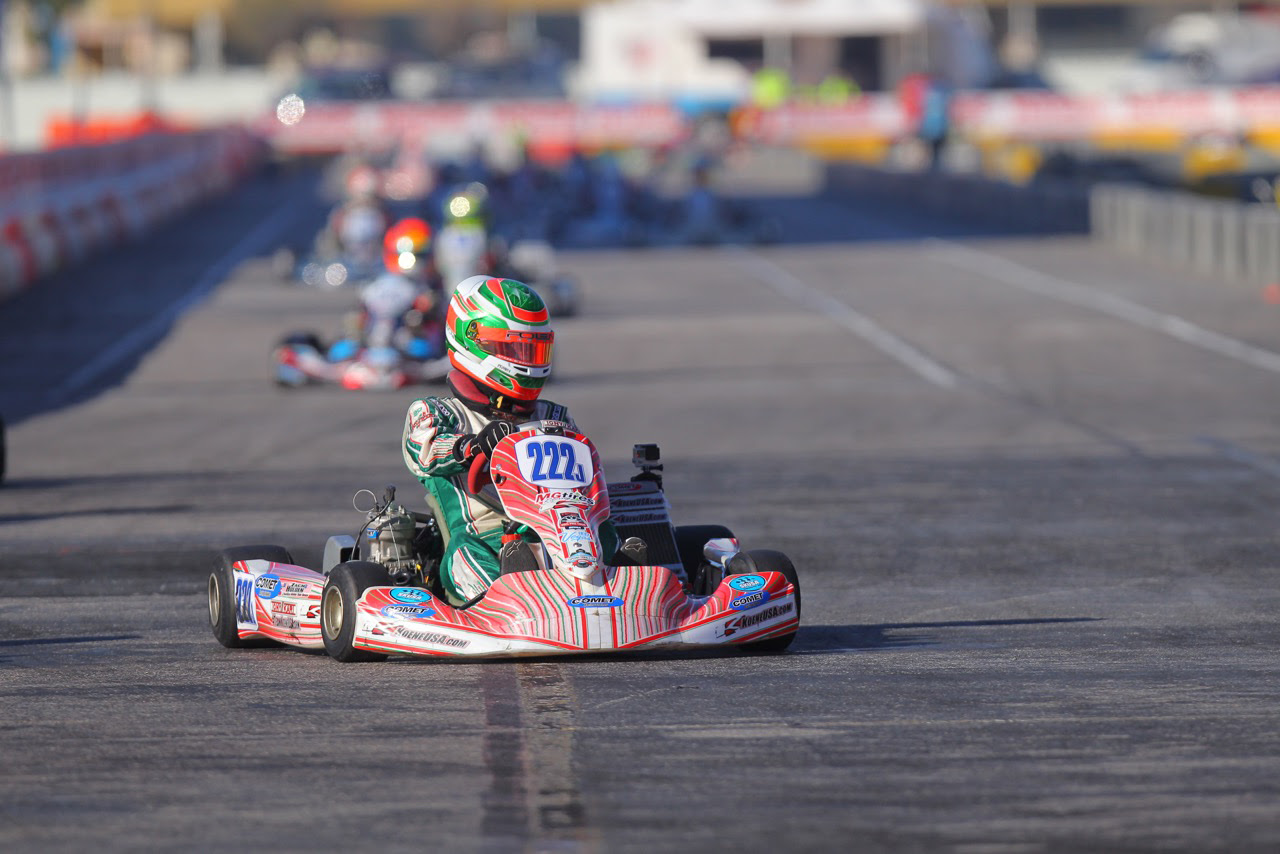 Zach Holden will see action in several series with Team Koene USA in 2016