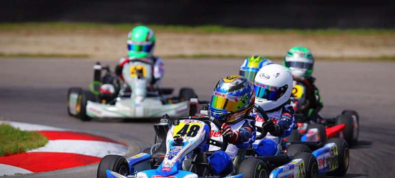 BENIK Kart lead every official on track session all week long