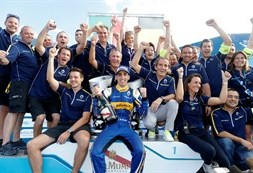 Buemi Victory boosts E.Dams to the top