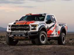 The All-New Ford F-150 Raptor Tackles Baja 1000, Then Drives the Long Way Home