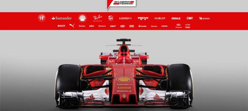 Ferrari unveil their 2017 challenger, the SF70H for the 2017 season
