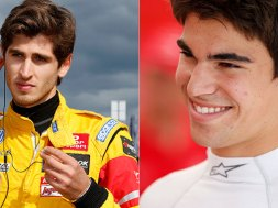 FORMULA 1 DEBUT FOR FORMER FIA F3 DRIVERS LANCE STROLL AND ANTONIO GIOVINAZZI