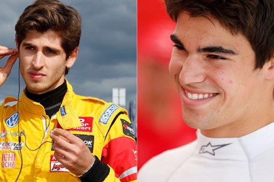 FORMULA 1 DEBUT FOR FORMER FIA F3 DRIVERS LANCE STROLL AND ANTONIO GIOVINAZZI