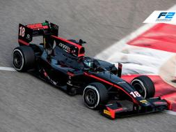 De Vries claims final day of Bahrain test