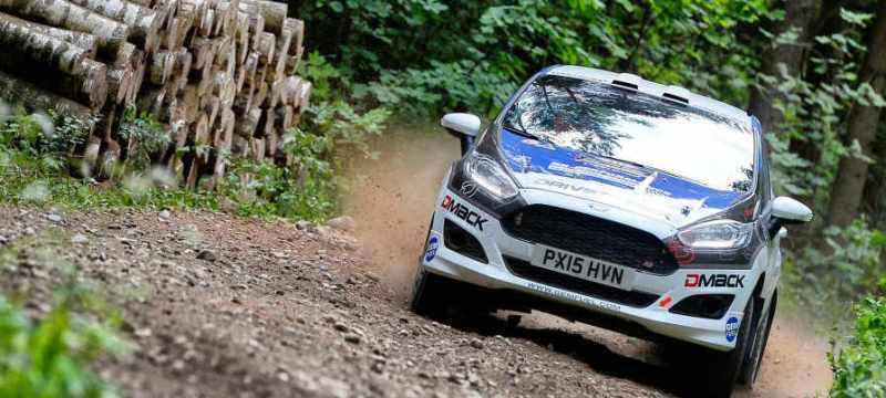 Junior WRC launches in Corsica