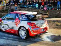 Corsica countdown rally route
