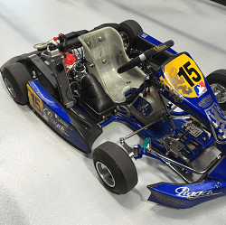 Rotax Mini Max configuration upgraded for 2018