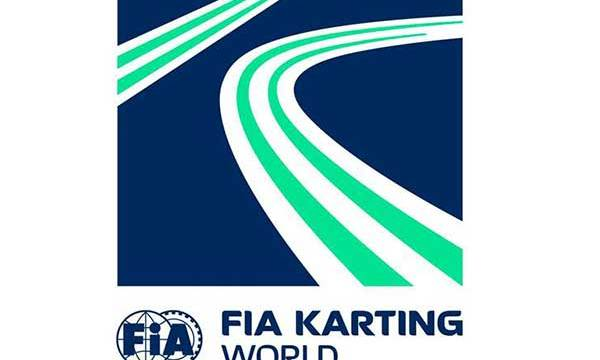 New Branding for World Karting Championships