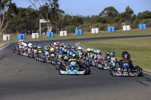 MASSIVE ENTRIES FOR AUSTRALIAN KART CHAMPIONSHIP OPENER