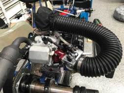 Wet Weather Cover Permitted for Torini Engine