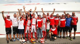 Birel: Double win at Lonato
