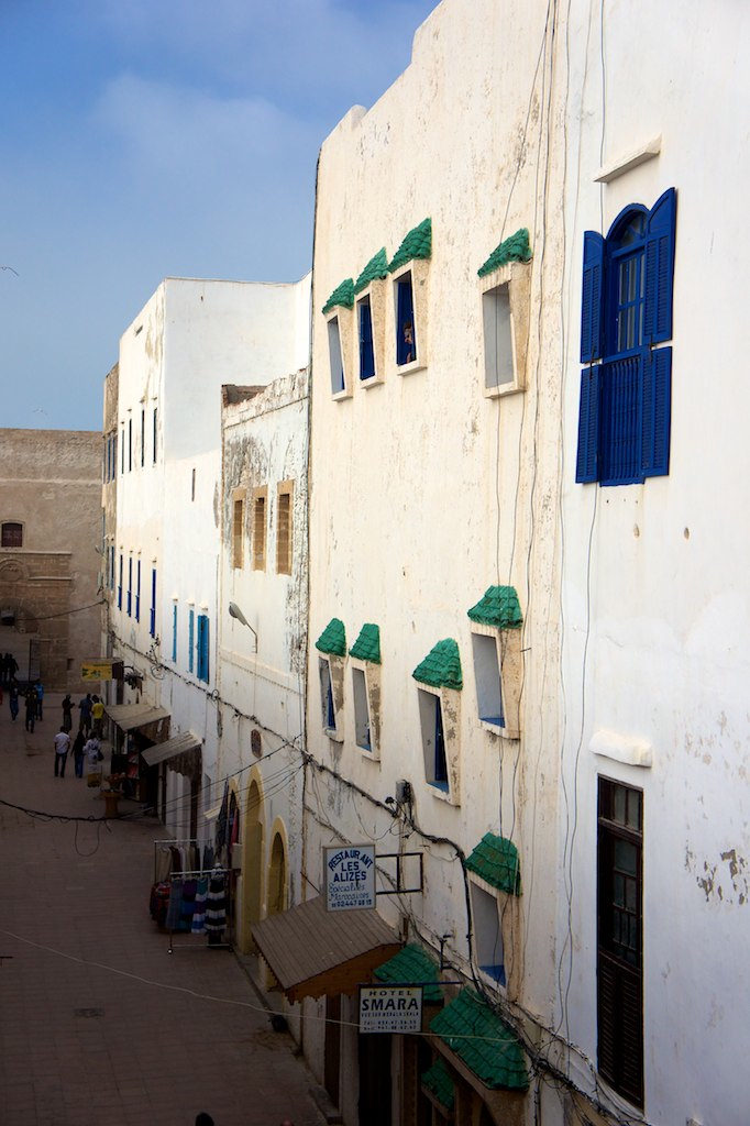Essaouira, uliczki medyny