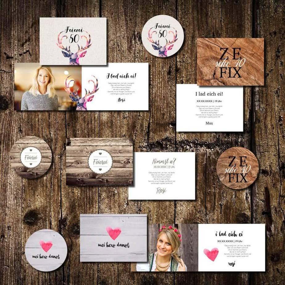 Text Einladungskarte Geburtstag  wwwkartlereide