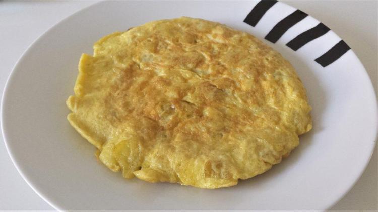 Receta: Tortilla de Patatas (Spanische Kartoffel Tortilla)