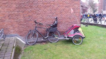 accesorio para ninos bici
