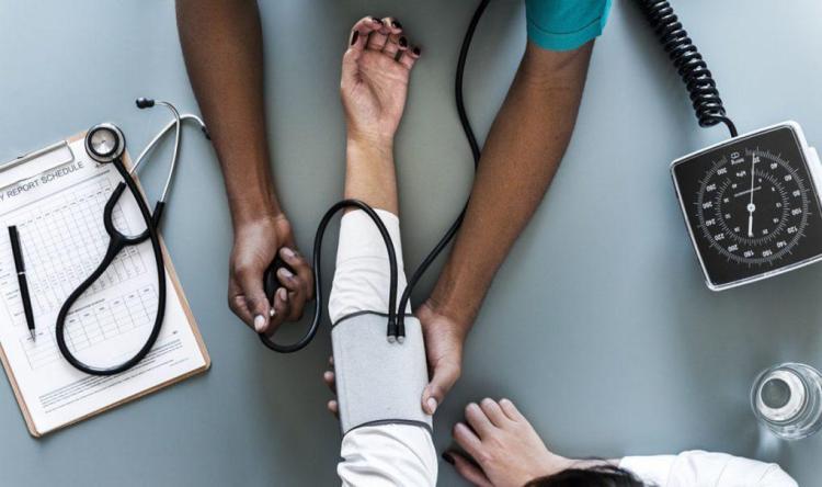 En una consulta médica alemana