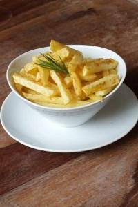Pommes by kartoffelwerkstatt