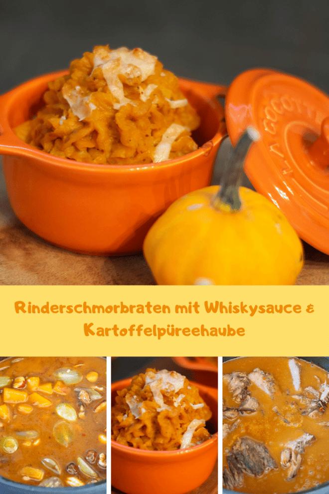 Bild Rinderschmorbraten Whiskysauce
