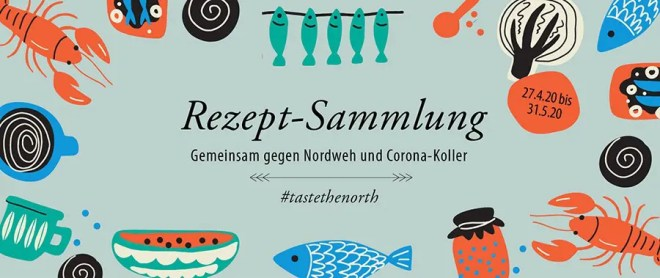 Taste the North Rezeptesammlung