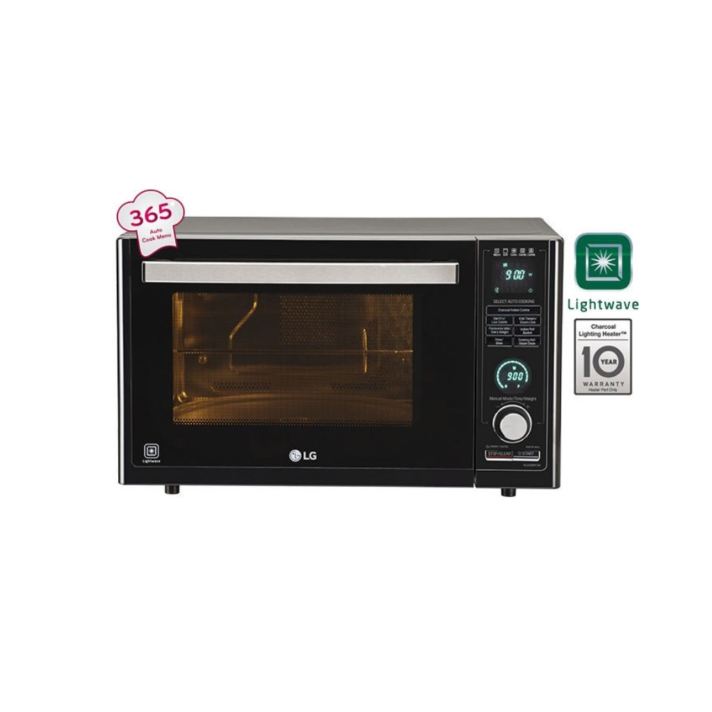 lg 32 litres all in one microwave oven mj3286bfum kartover
