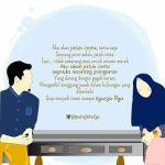 Kartun Muslimah Jatuh Cinta Jatuh Cinta Sampai Ke Syurga