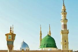 Makam Rasulullah Muhammad