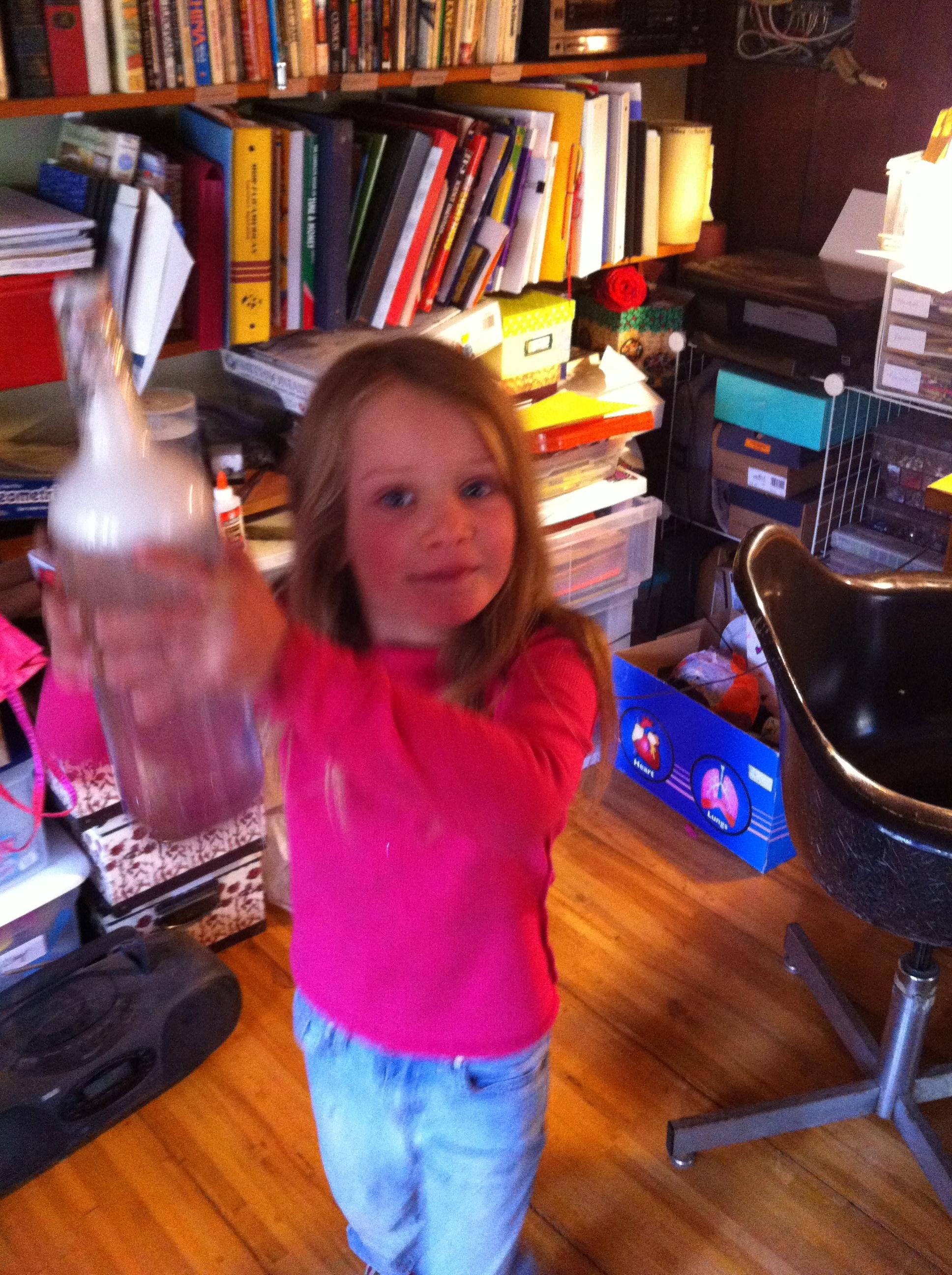 Simple Science Experiments Tornado In A Bottle Tornado