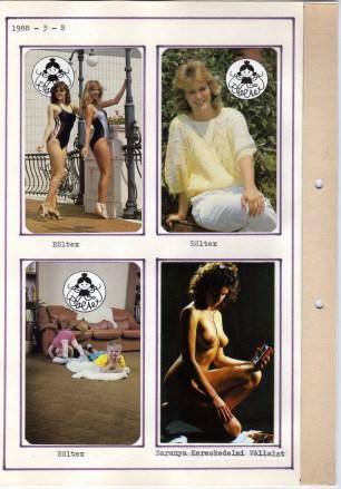 1988-as kártyanaptár-album - 006