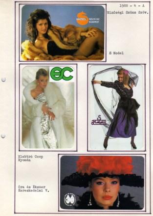 1988-as kártyanaptár-album - 007