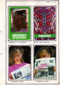 1988-as kártyanaptár-album - 015