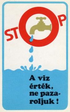 A víz érték - 1976