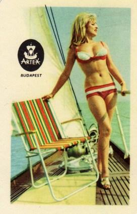 Artex Budapest (német nyelvű) - 1968