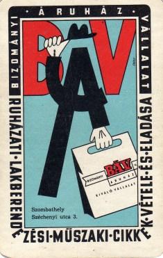 BÁV - 1962
