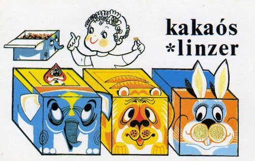 BÉV ZAMAT Kávé és Kekszgyár - 1987