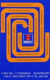BKV - 1985