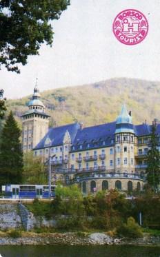 BORSOD-TOURIST (Lillafüred) - 1988
