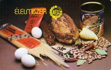 ÁFÉSZ Élelmiszer - 1983