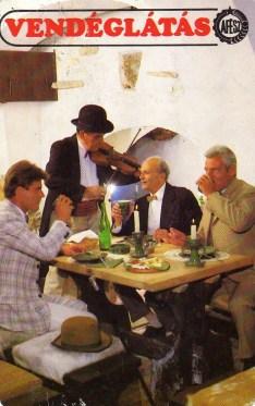 ÁFÉSZ - Vendéglátás - 1989