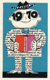 Állami Könyvterjesztő Vállalat - 1970