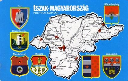 Észak-Magyarország (politikai napilap) - 1981