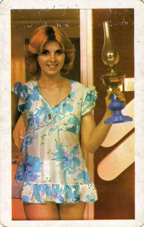 Csajos naptár - 1978