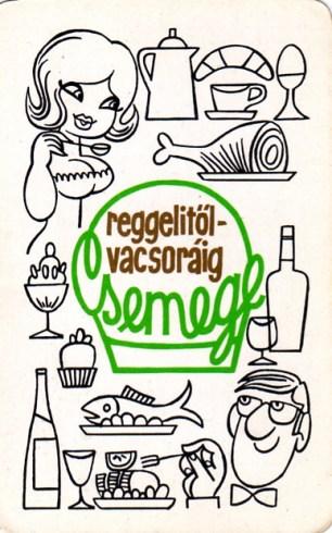 Csemege - 1972