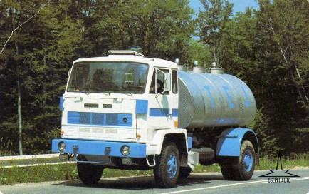 CSEPEL AUTÓ (tej-szállító kocsi) - 1986