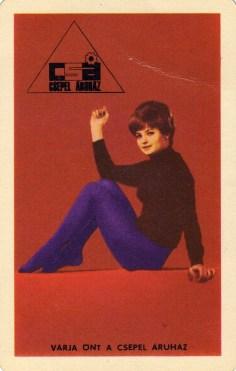 Csepel Áruház - 1967