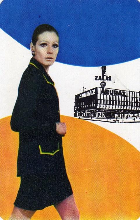 Dél-Zalai Áruház (Nagykanizsa) - 1973