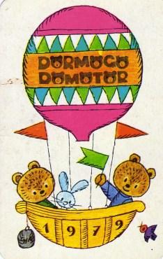 Dörmögö Dömötör - 1979