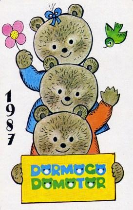 Dörmögö Dömötör - 1987