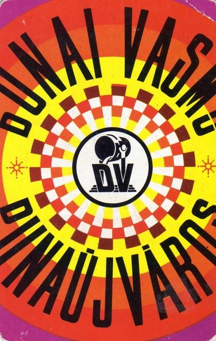 Dunai Vasmű - 1978