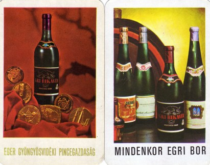 Eger Gyönygösvidéki Pincegazdaság (25 év) - 1974